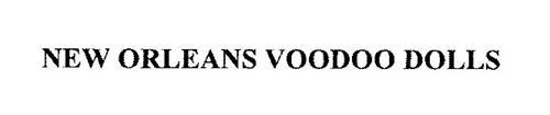 NEW ORLEANS VOODOO DOLLS