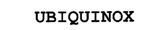 UBIQUINOX