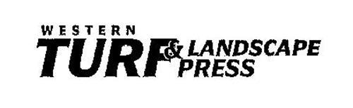 WESTERN TURF & LANDSCAPE PRESS