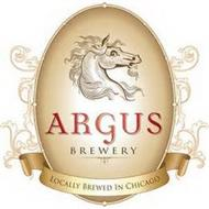 ARGUS BREWERY LOCALLY BREWED IN CHICAGO