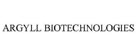 ARGYLL BIOTECHNOLOGIES