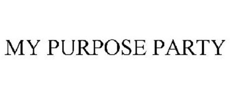 MY PURPOSE PARTY