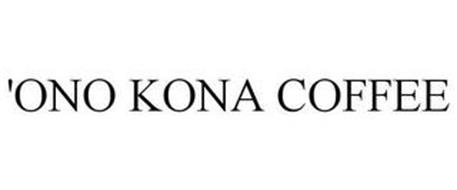 'ONO KONA COFFEE