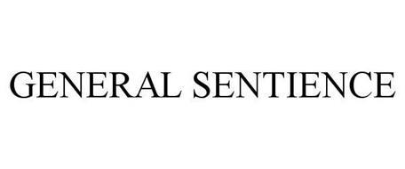 GENERAL SENTIENCE