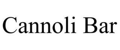 CANNOLI BAR