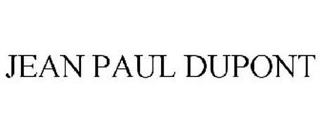 JEAN PAUL DUPONT