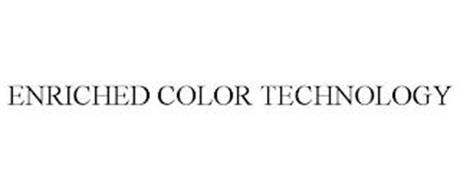 ENRICHED COLOR TECHNOLOGY