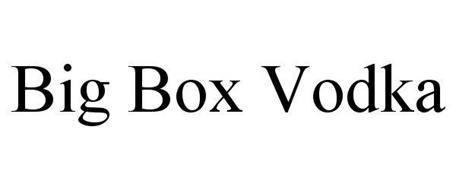 BIG BOX VODKA