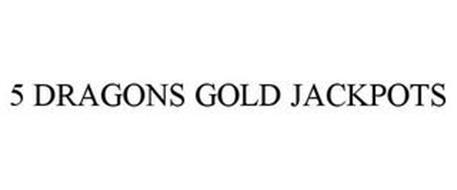 5 DRAGONS GOLD JACKPOTS