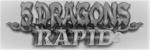 5 DRAGONS RAPID