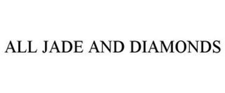 ALL JADE AND DIAMONDS