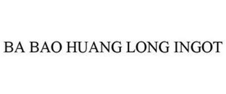 BA BAO HUANG LONG INGOT