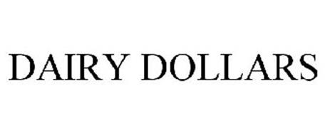 DAIRY DOLLARS