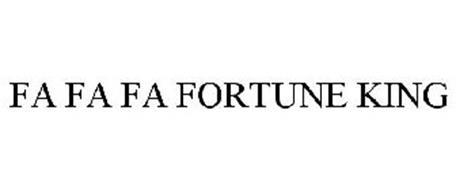 FA FA FA FORTUNE KING