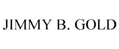 JIMMY B. GOLD