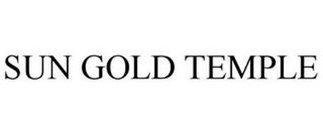 SUN GOLD TEMPLE