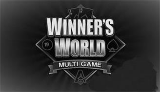 WINNER'S WORLD MULTI-GAME A 19