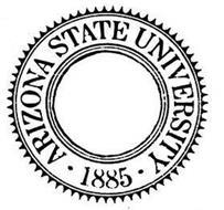 ARIZONA STATE UNIVERSITY · 1885 ·