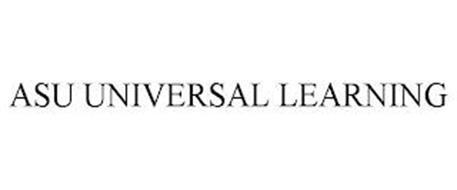 ASU UNIVERSAL LEARNING