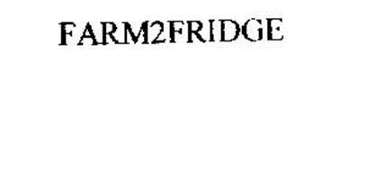 FARM2FRIDGE