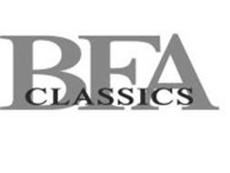 BFA CLASSICS