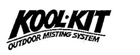 KOOL-KIT OUTDOOR MISTING SYSTEM