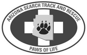 ARIZONA SEARCH TRACK AND RESCUE PAWS OFLIFE