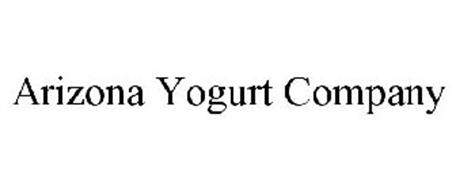 ARIZONA YOGURT COMPANY
