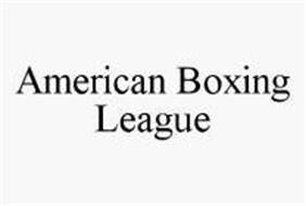 AMERICAN BOXING LEAGUE