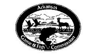 Arkansas game fish commission trademark of arkansas game for Arkansas game and fish commission