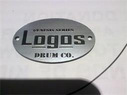 GENESIS SERIES LOGOS DRUM CO.