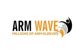 ARM WAVES MILLIONS OF ARM SLEEVES