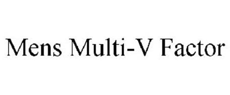 MENS MULTI-V FACTOR
