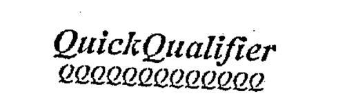 QUICKQUALIFIER Q