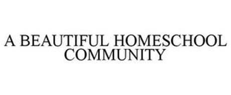 A BEAUTIFUL HOMESCHOOL COMMUNITY