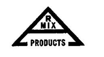 A R MIX PRODUCTS
