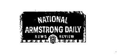 THE NATIONAL ARMSTRONG DAILY NEWS REVIEW
