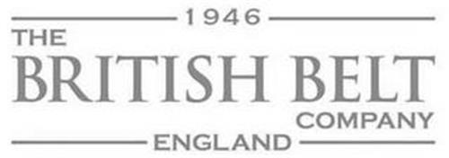 1946 THE BRITISH BELT COMPANY ENGLAND