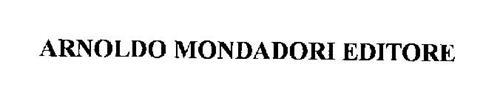 ARNOLDO MONDADORI EDITORE