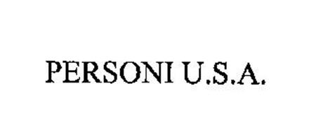 PERSONI U.S.A.