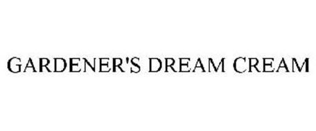 GARDENER'S DREAM CREAM