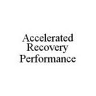 accelerated recovery performance machine