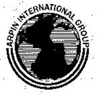 ARPIN INTERNATIONAL GROUP