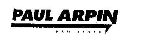 PAUL ARPIN VAN LINES