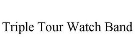 TRIPLE TOUR WATCH BAND