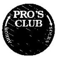 PRO'S CLUB ARROW SOCKS
