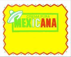 CREMA PURA MEXICANA