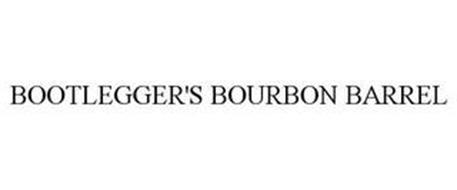 BOOTLEGGER'S BOURBON BARREL