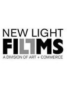 NEW LIGHT FILMS A DIVISION OF ART + COMMERCE