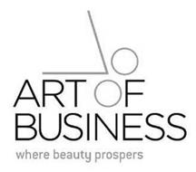 ART OF BUSINESS WHERE BEAUTY PROSPERS